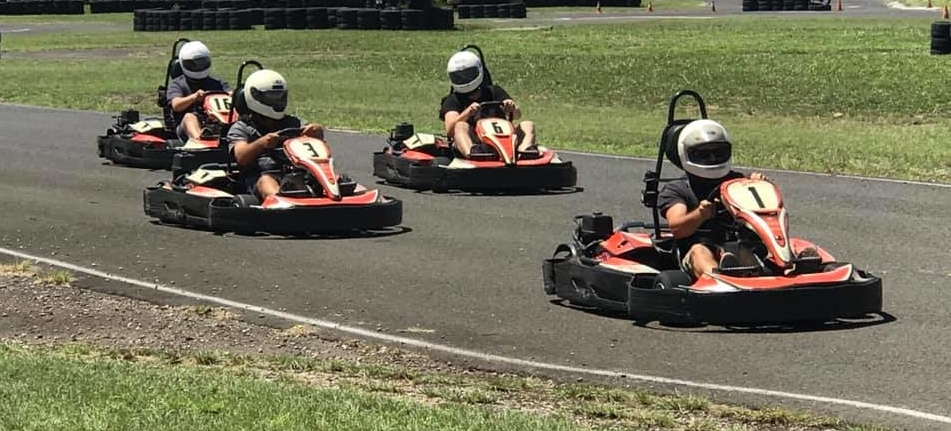 Adventure With Go Karting